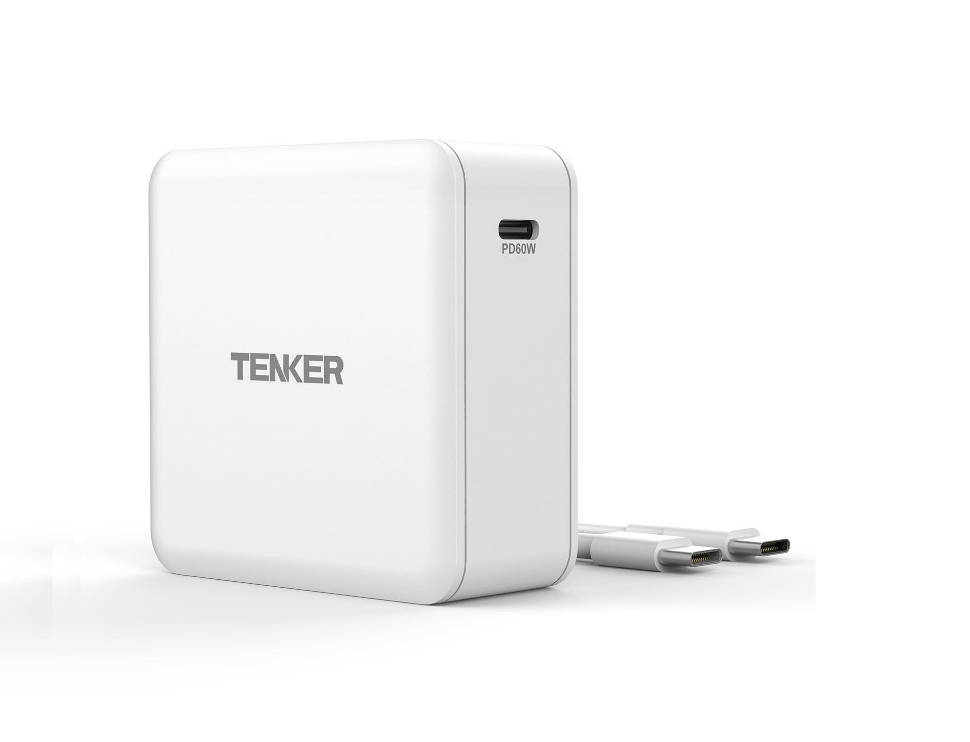 Tenker 60W USB Type-C Wall Charger