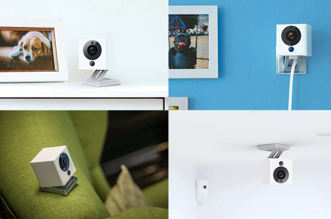 Xiaomi xiaofang Smart 1080P WiFi IP Camera
