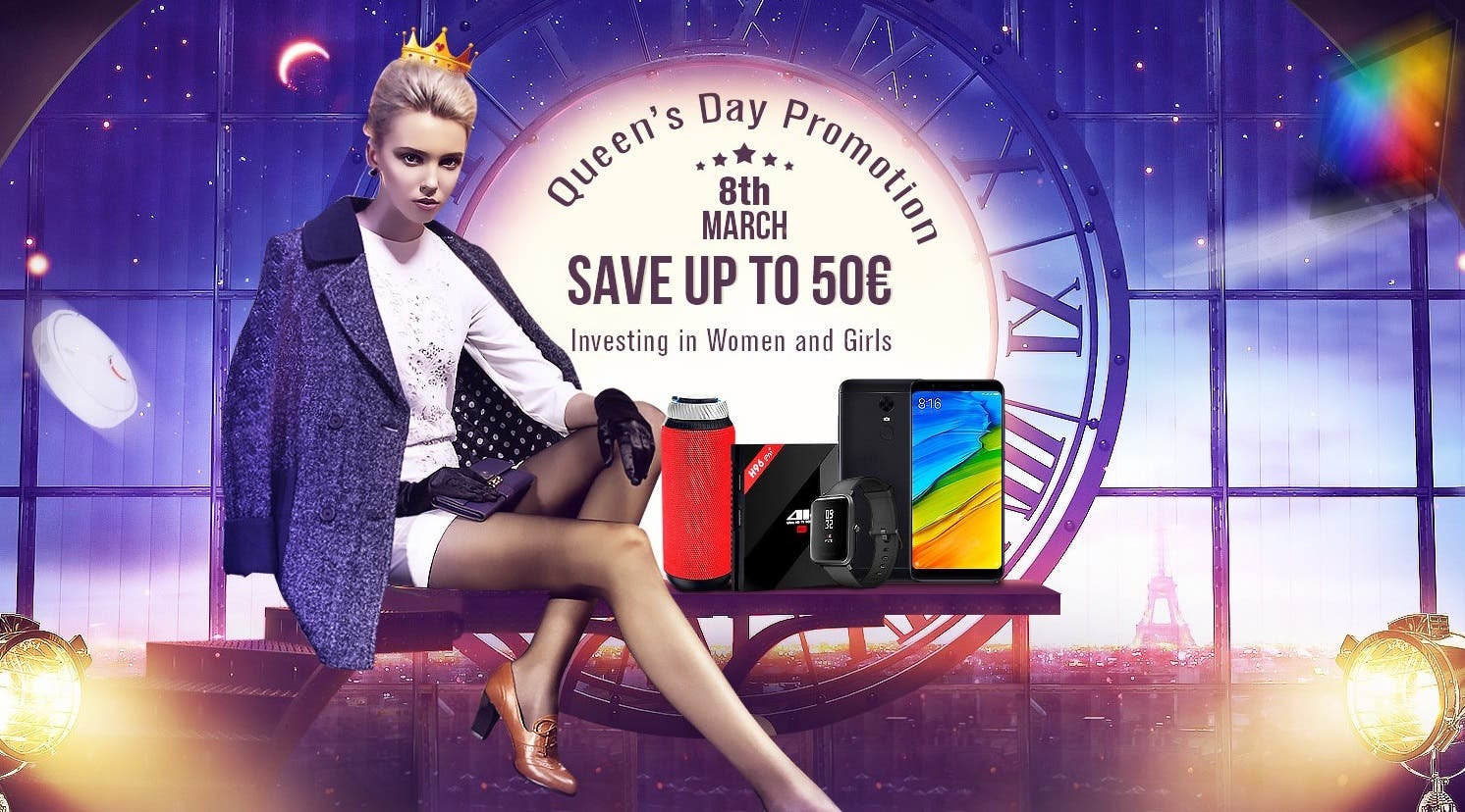 Queen's Day Promotion