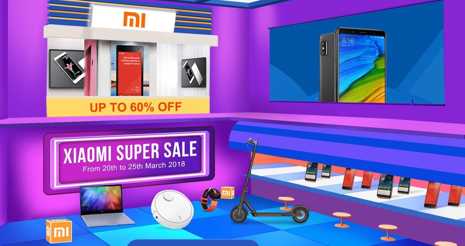 Geekmaxi's Xiaomi Super Sale