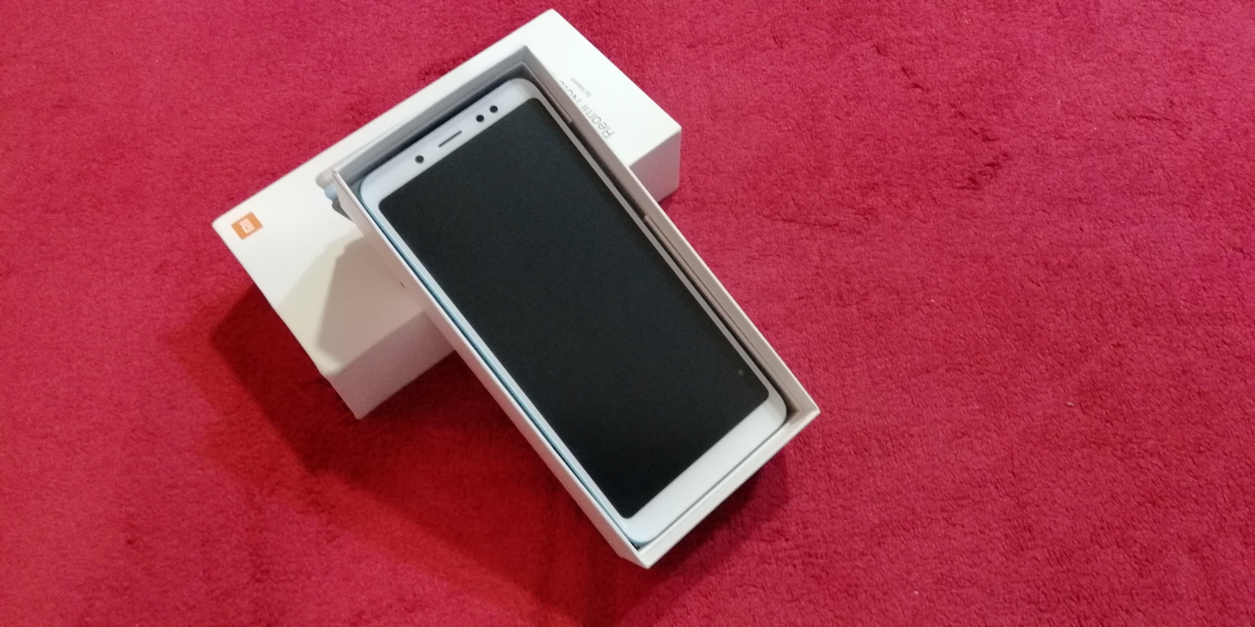 Redmi Note 5 Pro: Unboxing