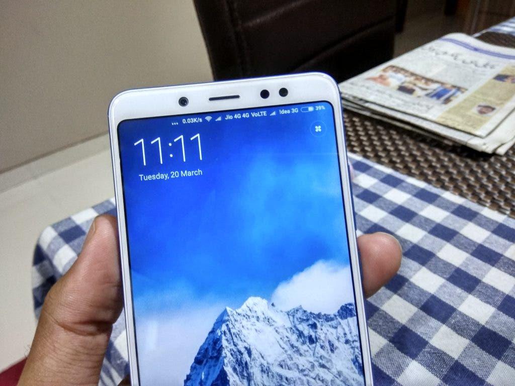 Redmi Note 5 Pro, MIUI 10