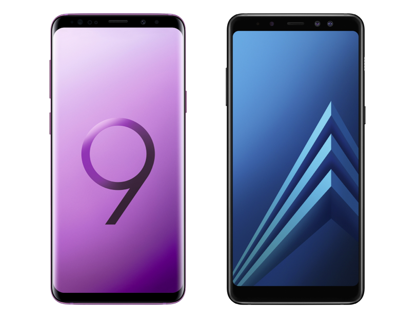 Samsung Galaxy S9 Enterprise Edition
