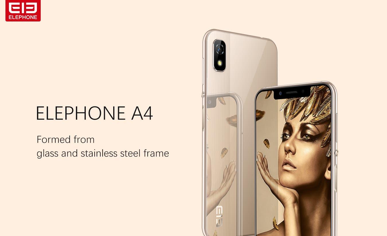 Elephone A4