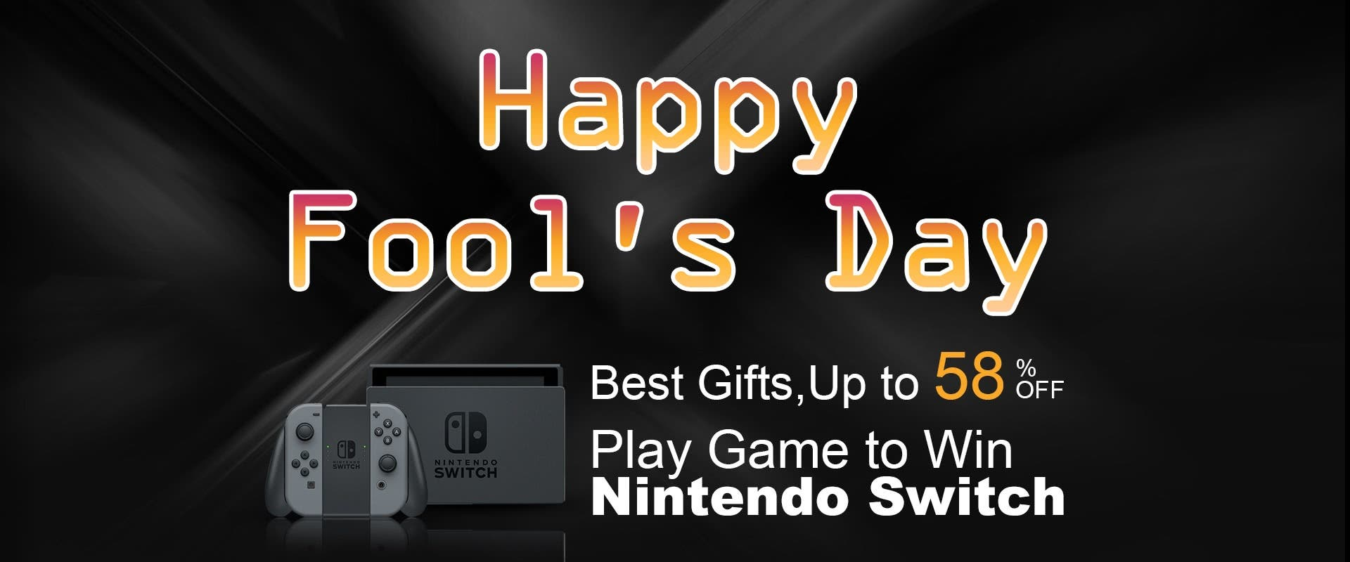 dodocool's Happy Fools' Day