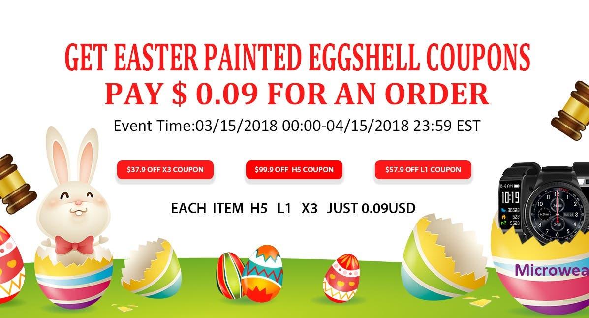 Microwear Easter