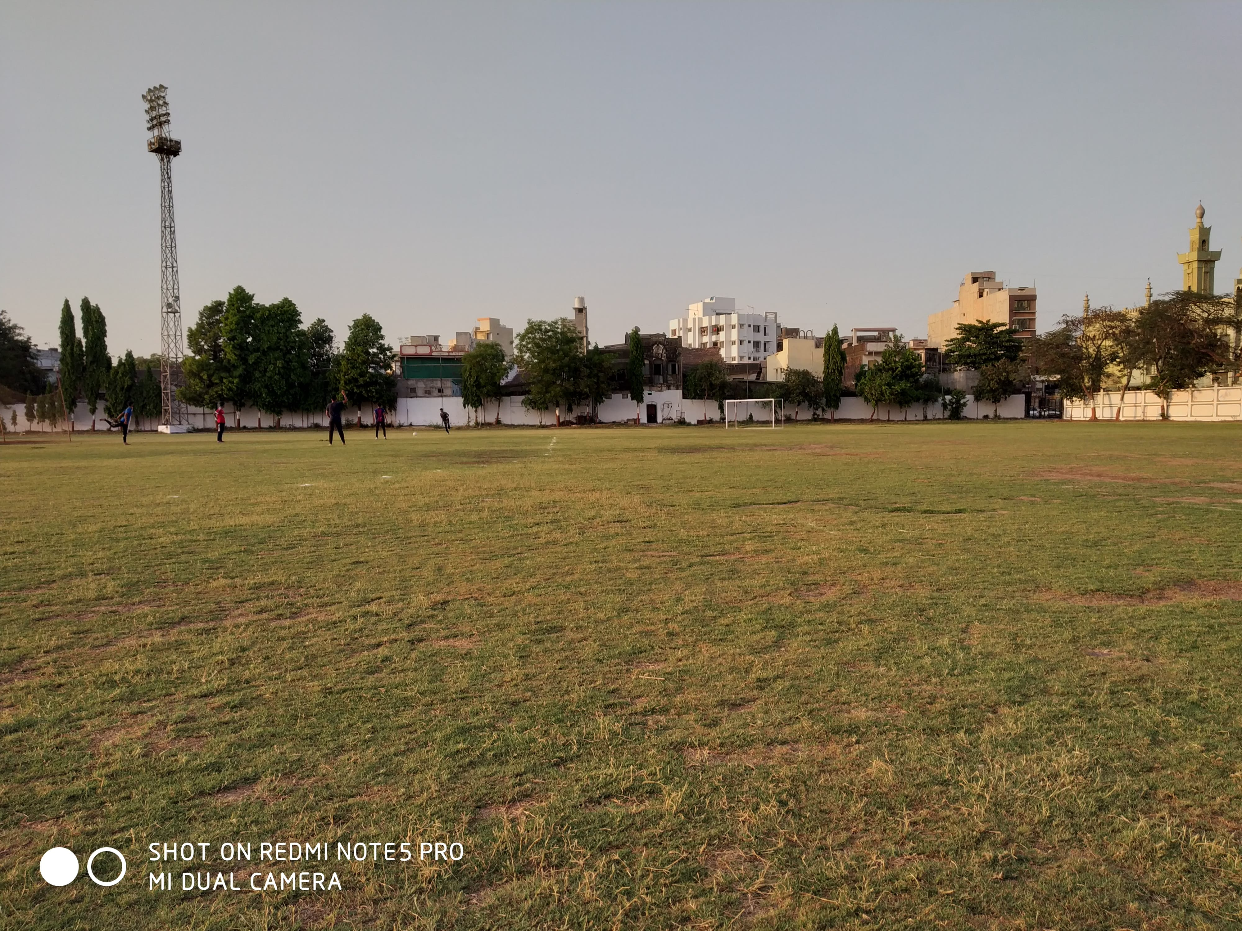Redmi Note 5 Pro camera samples