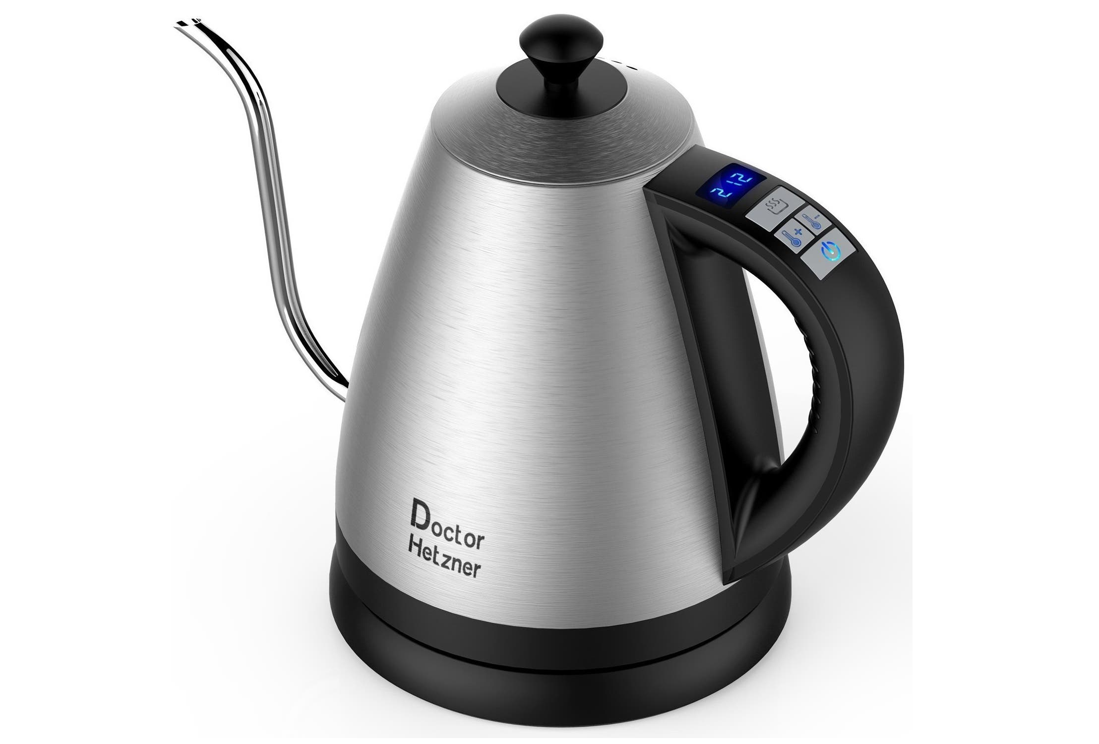 Gooseneck Kettle by Doctor Hetzner