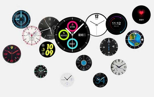 Microwear H2 Watch Faces Contest