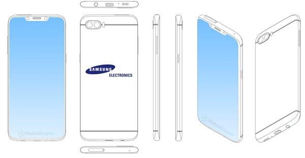 Samsung Top Notch