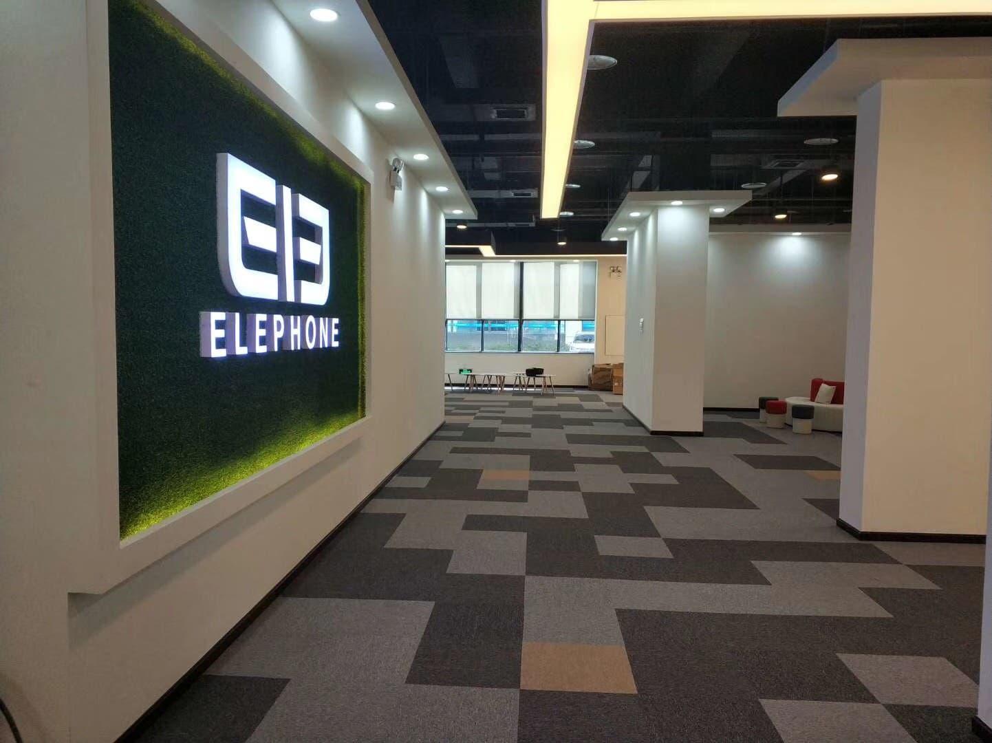 Elephone New Factory