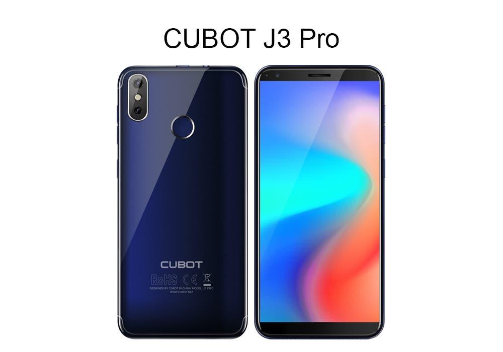 Cubot J3 Pro