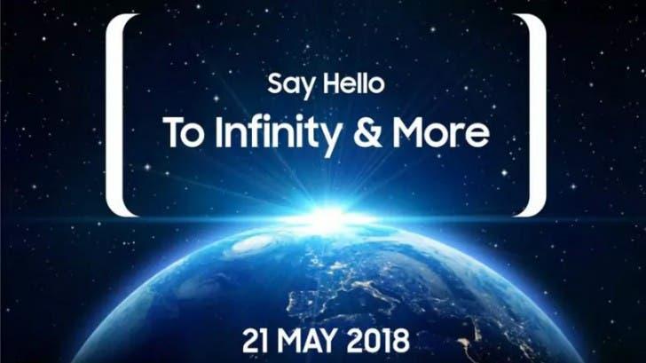 galaxy J6 media invites
