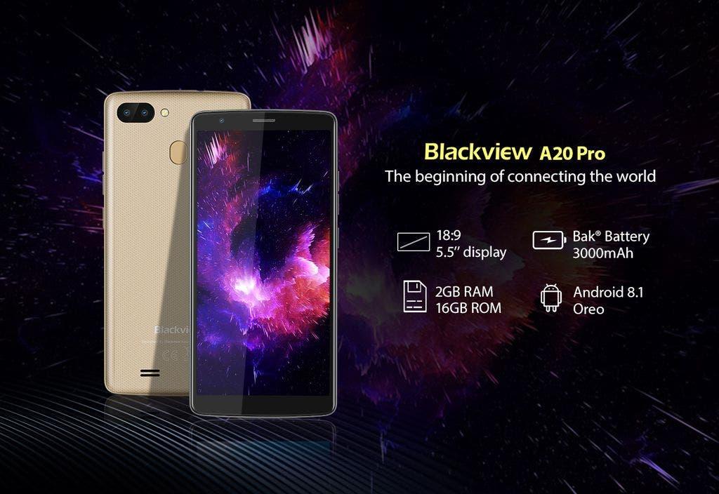 Blackview A20 Pro