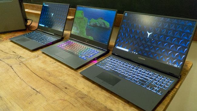 Lenovo Legion Y530 and Y730