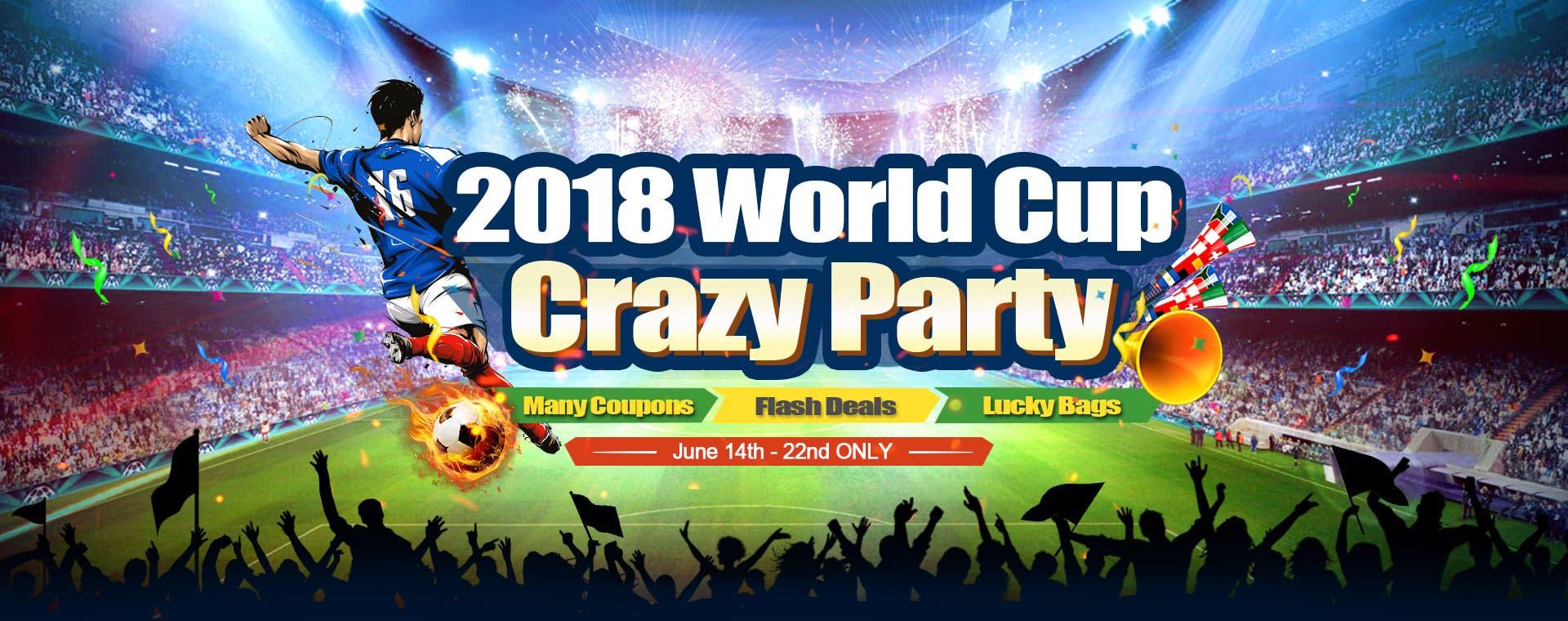 Efox's FIFA World Cup