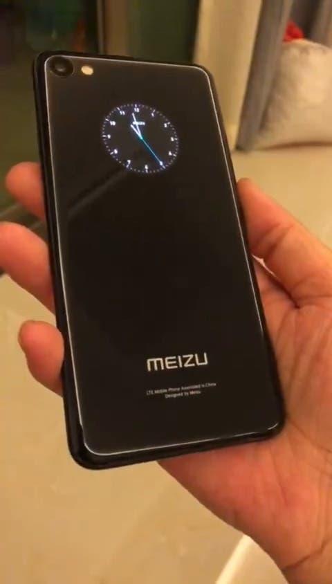 Meizu secondary display
