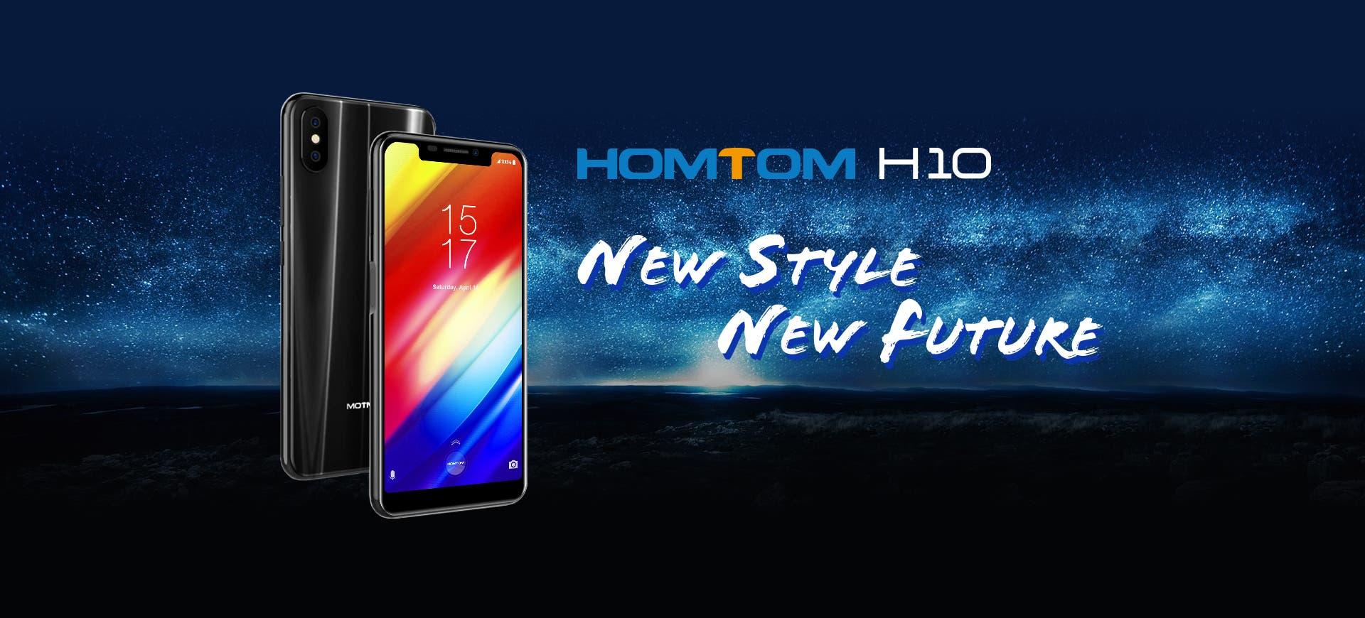 HOMTOM H10