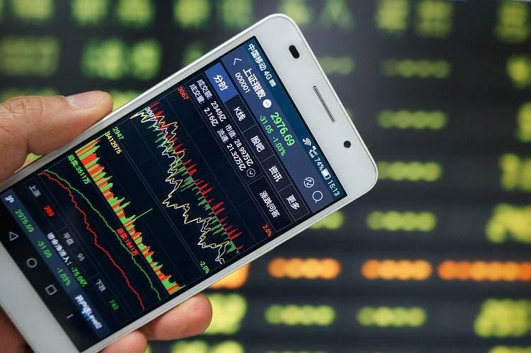 Asian smartphone market