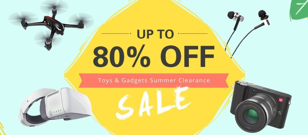 Summer Clearance Promo