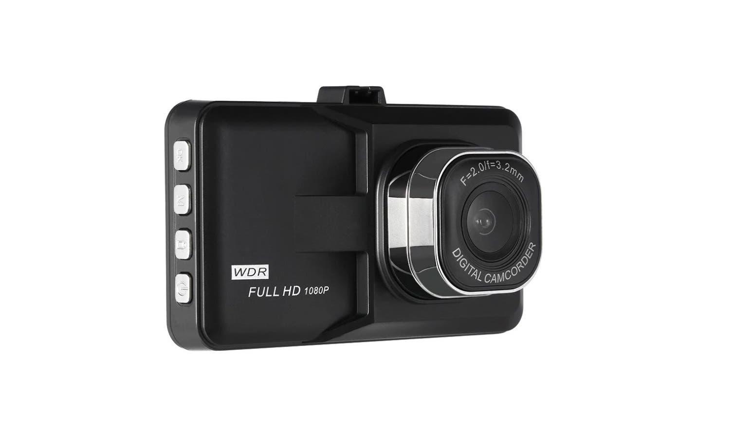 KKMOON 3-inch dashcam