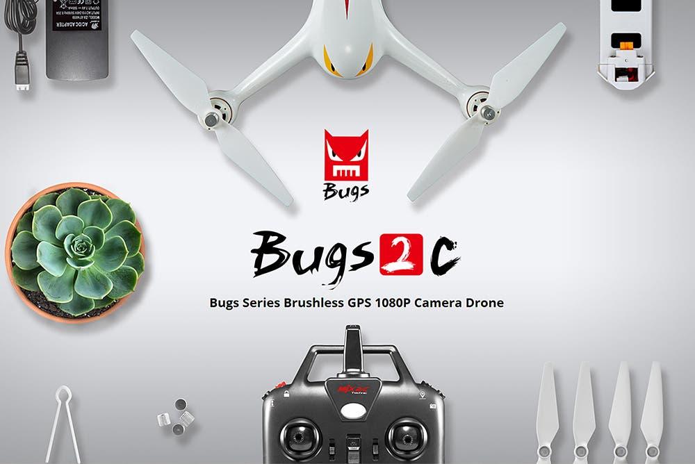 MJX Bugs 2 B2C