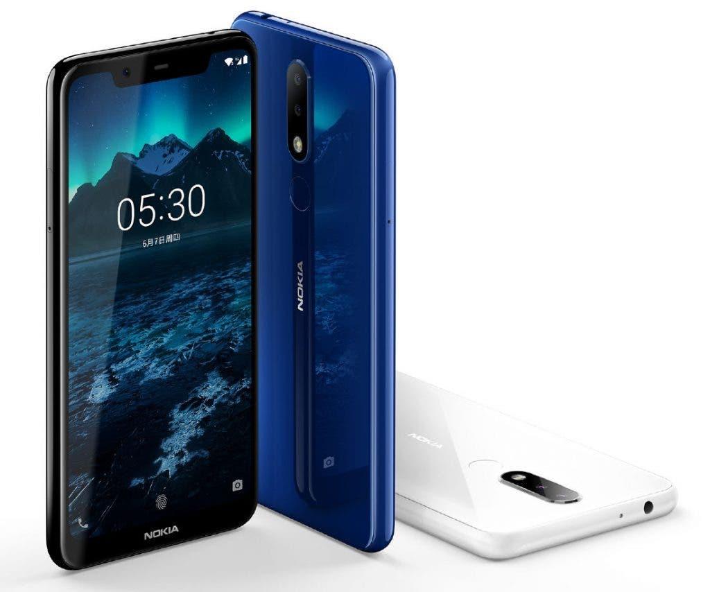 Nokia X5, nokia 5,.1 plus