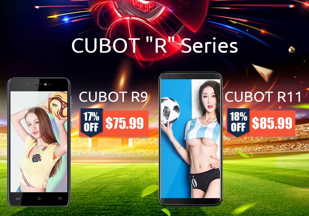 Cubot R Series