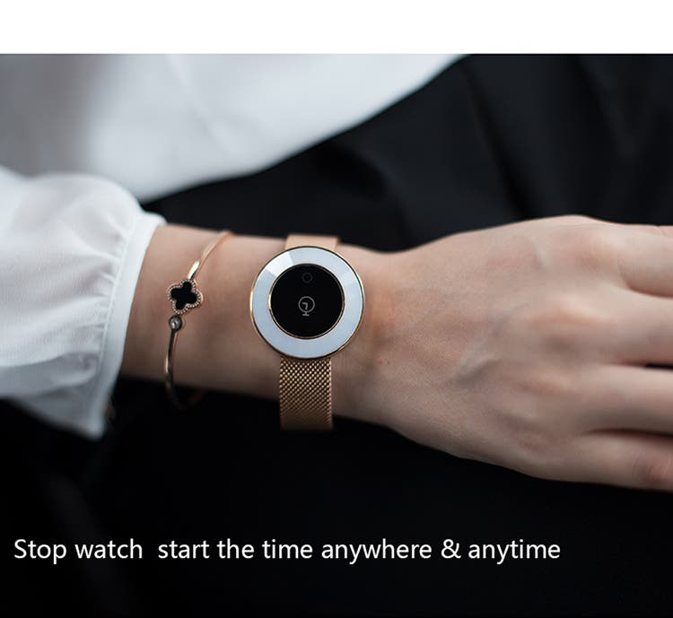 Microwear X6 Launched: A Real Smart Bracelet for Women