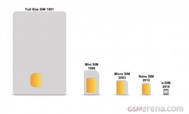 iPhone dual-card
