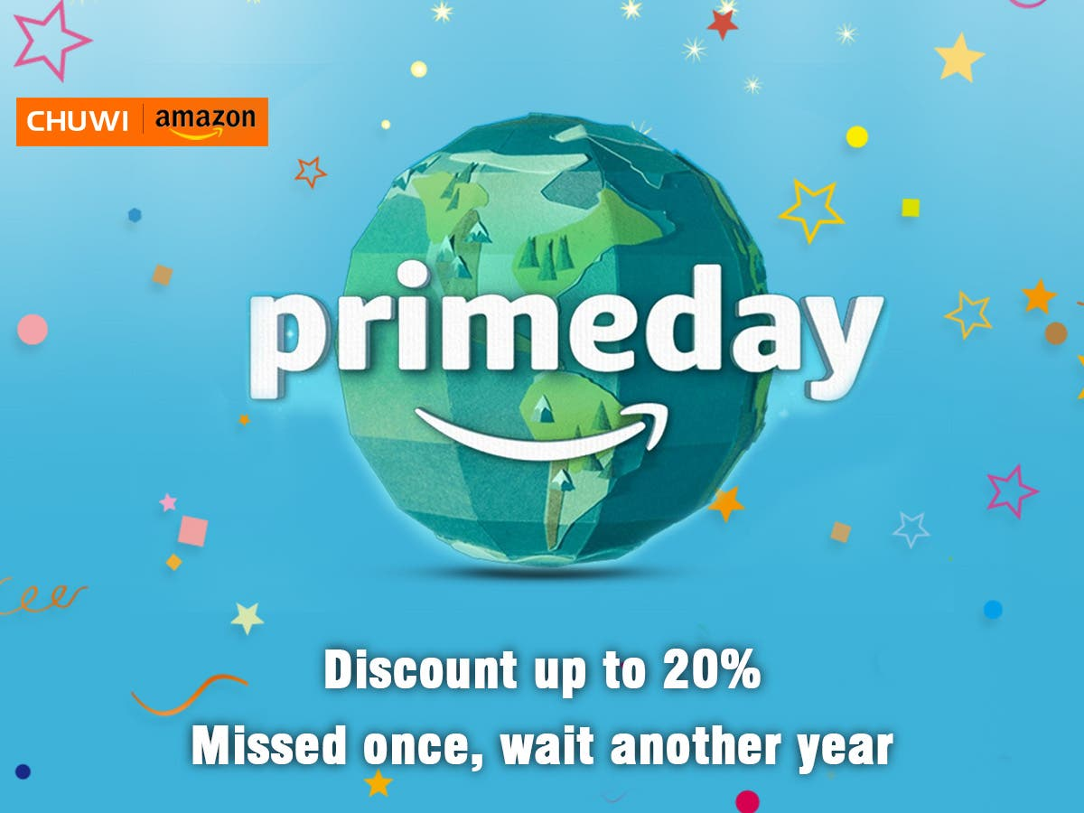 Chuwi Prime Day