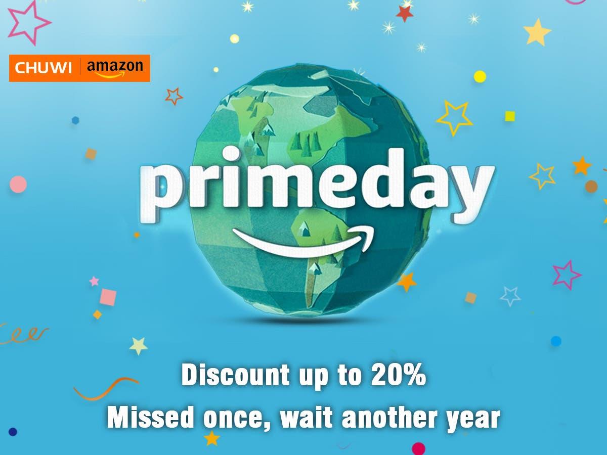 Chuwi Prime Day