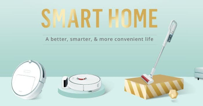 Geekbuying's Smart Home