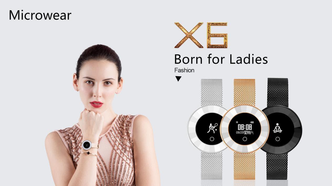 Microwear X6