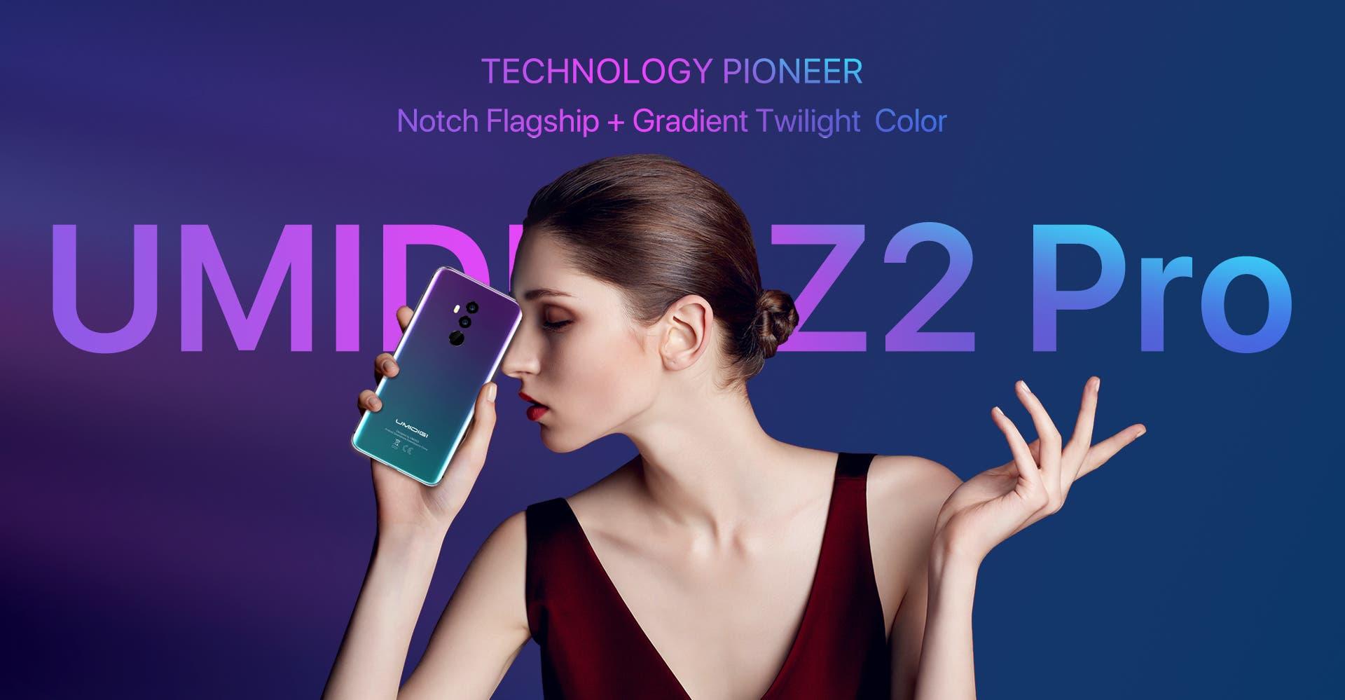 UMIDIGI Z2 Pro