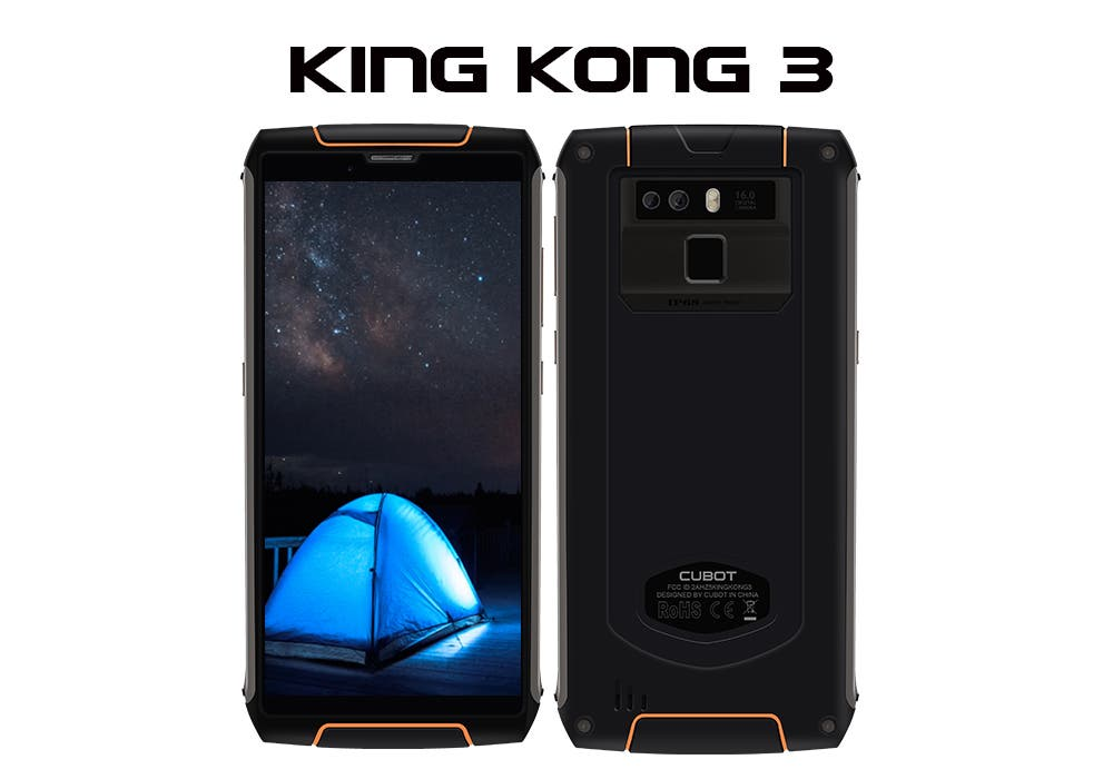 CUBOT KingKong 3