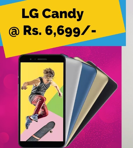 LG Candy
