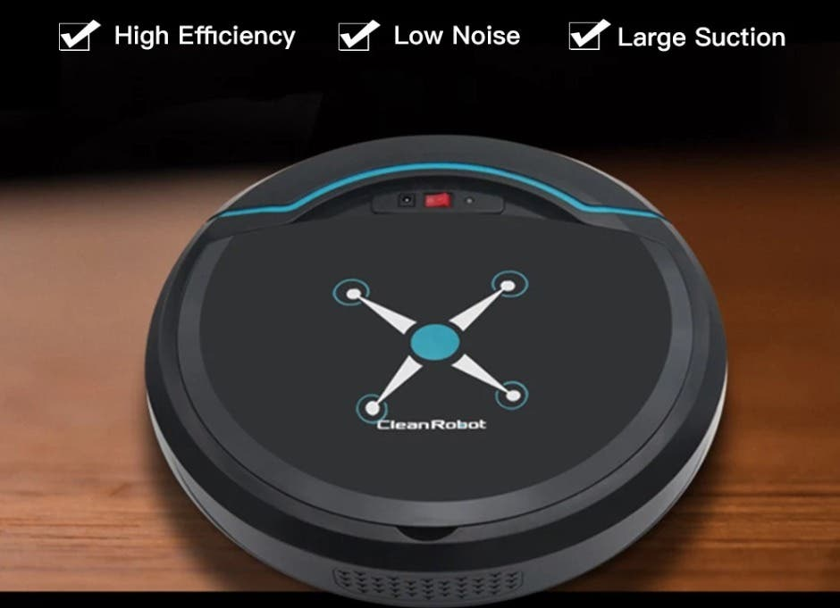 CleanRobot Vacuum Cleaner