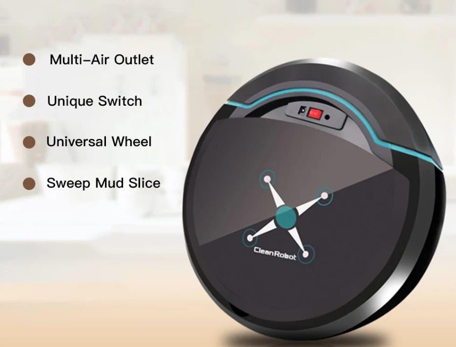 CleanRobot Vacuum Cleaner