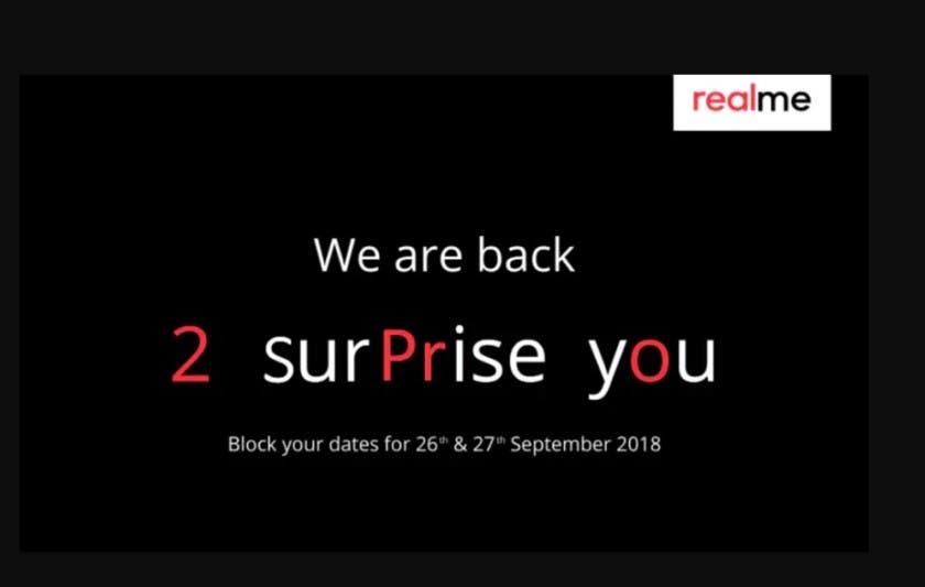Realme 2 pro invite