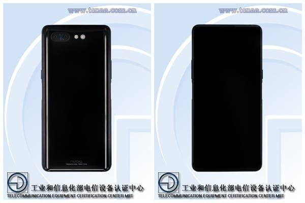 Nubia Dual-Screen Smartphone
