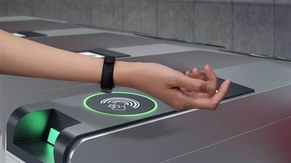 Xiaomi mi band 3 nfc version