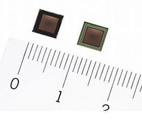 IMX 418 CMOS sensor