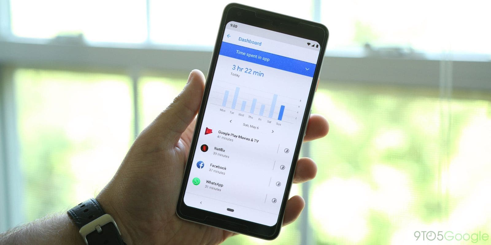 Google adds 3 more Digital Wellbeing experimental apps