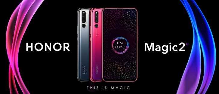 Honor Magic 2 Launched