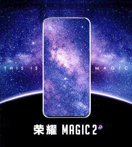 Honor Magic 2