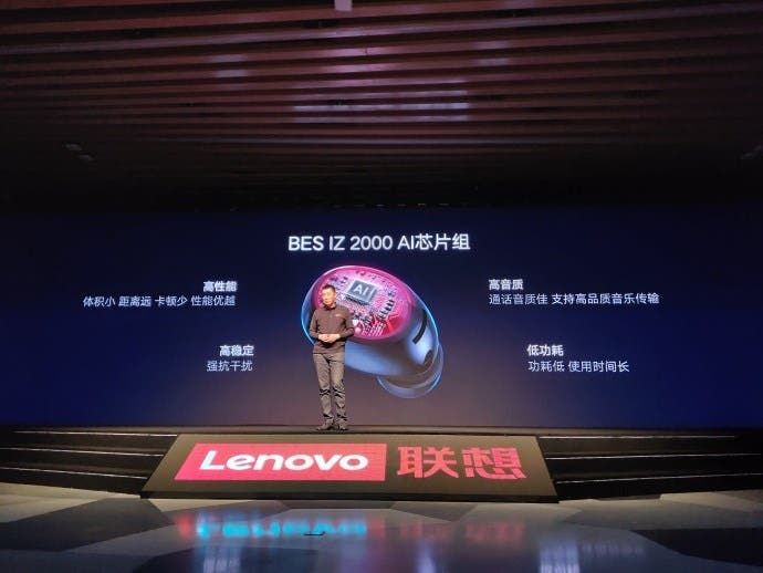 Lenovo Air Wireless Bluetooth headset