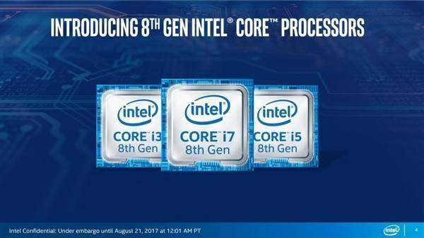 Ninth-Generation Intel Core Chips