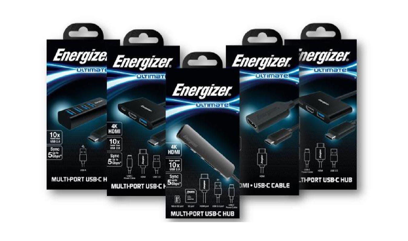 Energizer Hubs