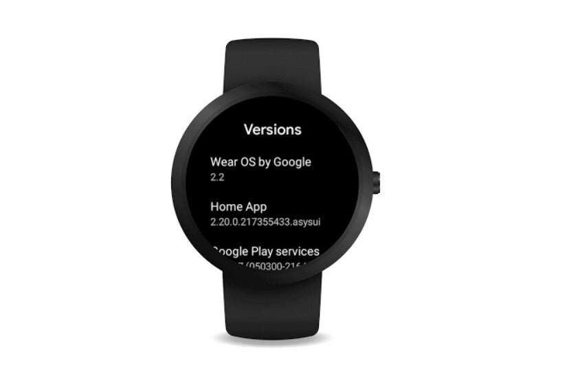 Wear OS H Update